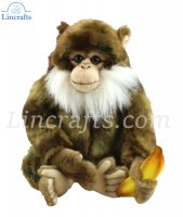 Soft Toy Salem Monkey by Hansa (18cm) 5733