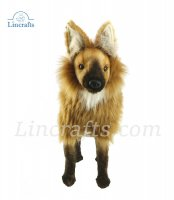 Soft Toy Maned Wolf by Hansa (59cm)