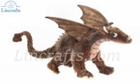 Soft Toy Dragon by Hansa (30cm) 5085