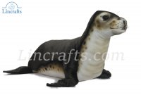 Soft Toy Monk Seal by Hansa (65cm) 6791