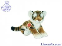 Soft Toy Tiger by Teddy Hermann (32cm) 90448