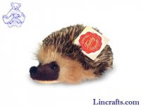 Soft Toy Hedgehog by Teddy Hermann (12cm) 92114