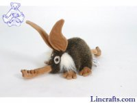 Soft Toy Woodhog by Hansa (26cm) 2768