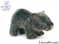 Soft Toy Wombat by Hansa (23cm)