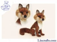 Soft Toy Fox by Hansa (19cm) 2826