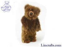 Soft Toy Grizzly Bear by Hansa (40cm)