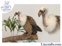 Soft Toy Vulture by Hansa (30cm)