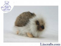 Soft Toy Hedgehog by Hansa (20cm) 3475