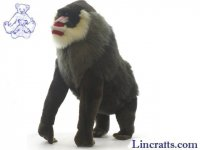 Soft Toy Mandrill by Hansa (44cm)