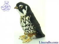Soft Toy Bird of Prey, Falcon by Hansa (24cm)