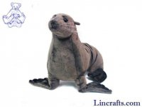 Soft Toy Seal by Hansa (50cm)