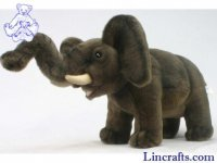 Soft Toy Elephant by Hansa (42cm) 3694