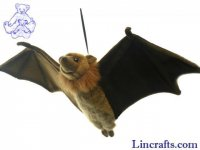 Soft Toy Flying Fox by Hansa (67cm)