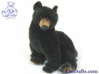 Soft Toy Bear by Hansa (23cm)