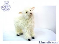 Soft Toy Lamb by hansa (21cm)