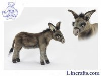 Soft Toy Donkey by Hansa (41cm)