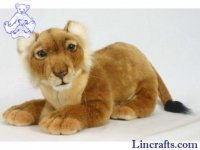 Soft Toy Wildcat, Lion by Hansa (40cm)