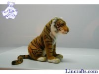 Soft Toy Wildcat, Tiger by Hansa (45cm)