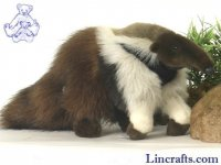 Soft Toy Anteater by Hansa (45cm)