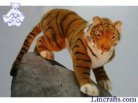Soft Toy Wildcat, Tiger by Hansa (73cm)