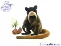 Soft Toy Emperor Tamarin by Hansa (30cm)