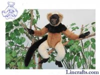 Soft Toy Madagascar Lemur by Hansa (38cm)