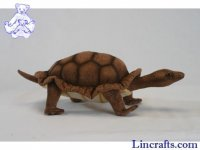 Soft Toy Tortoise by Hansa (37cm)