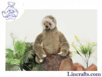 Soft Toy Sloth (3-Toed) by Hansa (30cm)