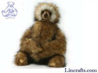 Soft Toy Sloth by Hansa (25cm)