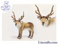 Soft Toy Nordic Reindeer by Hansa (50cm)