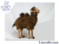 Soft Toy Bactrian Camel by Hansa  (55cm)