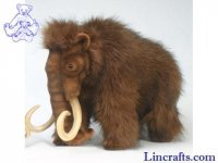 Soft Toy Mammoth by Hansa (40cm) 4659