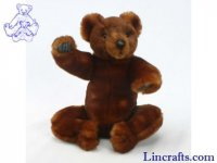 Soft Toy Bear by Hansa (26cm)
