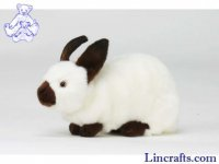 Soft Toy Bunny Rabbit by Hansa (25cm)