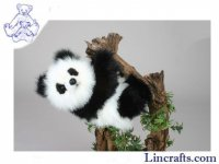 Soft Toy Panda by Hansa (30cm)