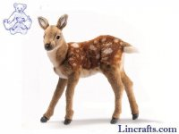 Soft Toy Deer by Hansa (35cm)