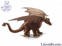 Soft Toy Dragon by Hansa (30cm)
