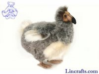 Soft Toy Extinct Bird, Dodo by Hansa (23cm) 5139