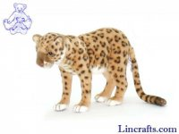 Soft Toy Leopard (Anatolian) by Hansa (28cm)