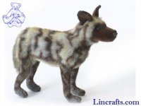Soft Toy African Wild Dog by Hansa (40cm)