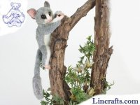Soft Toy Bush Baby by Hansa (20cm) 5325