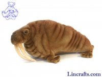 Soft Toy Walrus by Hansa (48cm)