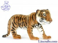 Soft Toy Wildcat, Tiger by Hansa (56cm)