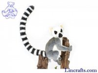Soft Toy Ring-Tailed Lemur by Hansa (25cm)