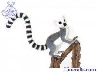 Soft Toy  Ring-Tailed Lemur by Hansa (30cm)