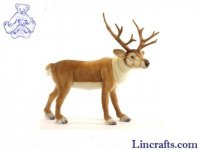 Soft Toy Nordic Reindeer by Hansa (60cm)