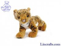 Soft Toy Wildcat, Tiger by Hansa (26cm)