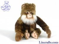 Soft Toy Salem Monkey by Hansa (18cm)