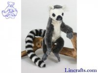 Soft Toy Ring-Tailed Lemur by Hansa (16cm)