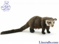 Soft Toy Asian Palm Civet by Hansa (44cm)